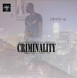 Opsy-Q - Criminality