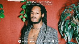 YOUNG NOTHING//WHEN EVERYTHING FALLS IN PLACE