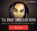 [Entertainer, Live Fast Rapper] Artist Lil Emci