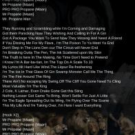 Mr. Propane Man Lyric Sheets (3)