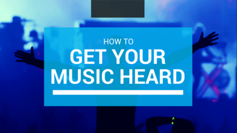 How To Get Your Music Heard Online And Offline