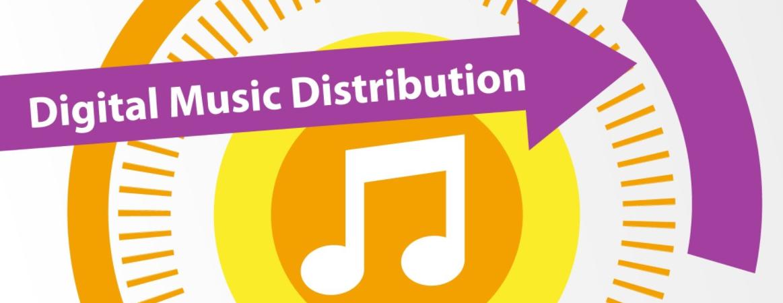 music distribution companies