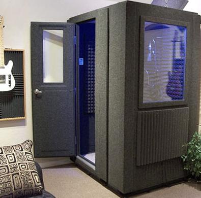 premium, industry standard studio booth